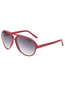 Gafas Sol Mujeres vans G FLYING COLORS SUNG - OS, Rojo vivo ...