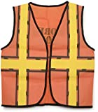 [ダリス]Darice 16 by 20 Dress Up Vest, Construction Worker 106-3013 [並行輸入品]