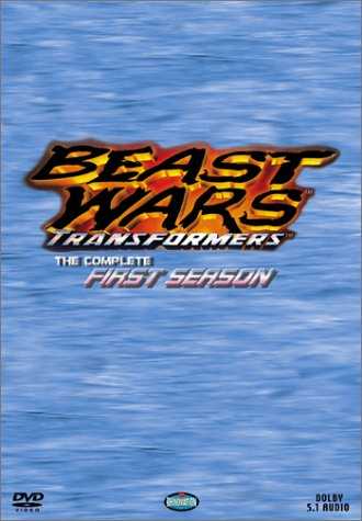 - Beast Wars Transformers - The Complete First Season