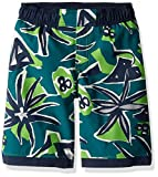 Columbia Boys Sandy Shores Boardshort, Moisture-Wicking, UV Sun Protection