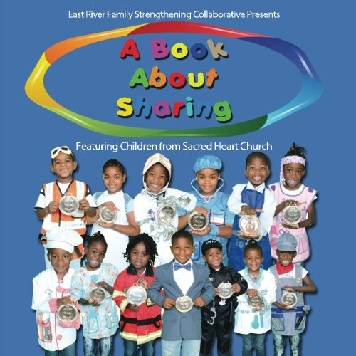 A Book About Sharing Featuring Children from Sacred Heart - Ms Lolo