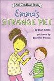 Emma's Strange Pet, Jean Little, 0060283513