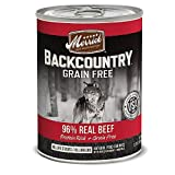 Merrick Backcountry 96 Real Beef Can Dog Food