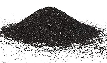 Activated Charcoal for Terrarium, Miniature Garden and Lawn- Craft - 1 KG