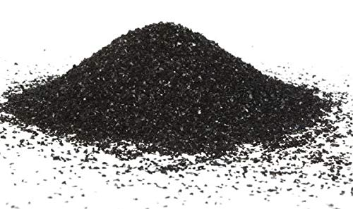 Activated Charcoal for Terrarium, Miniature Garden and Lawn- Craft - 500 Grams
