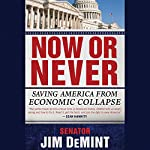 Now or Never: Saving America from Economic Collapse | Jim DeMint