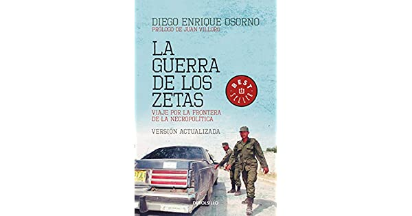 Amazon.com: La guerra de los Zetas: Viaje por la frontera de ...