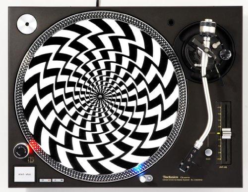 Full Tribe DJ Turntable Slipmat