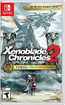 Xenoblade Chronicles 2 Torna The Golden Country for Nintendo Switch
