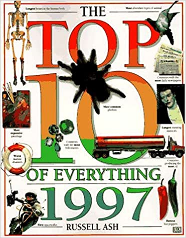 The Top 10 of Everything 1997 (Serial)