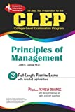 img - for CLEP Principles of Management (REA) - The Best Test Prep for (CLEP Test Preparation) book / textbook / text book