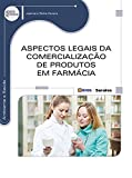 capa de Aspectos Legais da Comercialização de Produtos Em Farmácia
