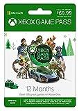 image for Xbox Game Pass: 12 Month Membership [Digital Code]