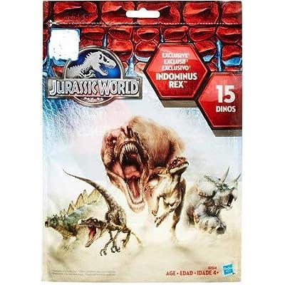 Hasbro Jurassic Park Jurassic World Bag of 15 3