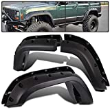 6Pcs Truck Wheel Fender Flares Replacement for Jeep