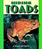 Hiding Toads, Suzanne Paul Dell'Oro, 0822536307