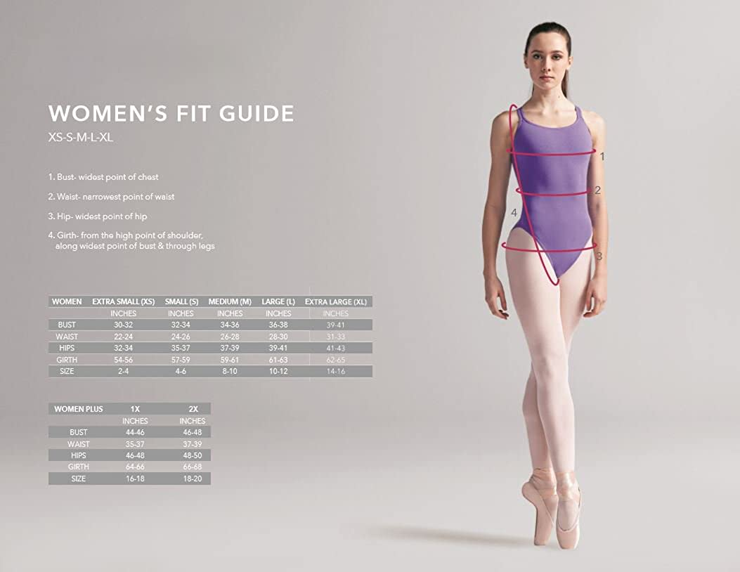 STRP1 Capezio Women/'s Replacement Clear Adjustable Shoulder Straps All Sizes