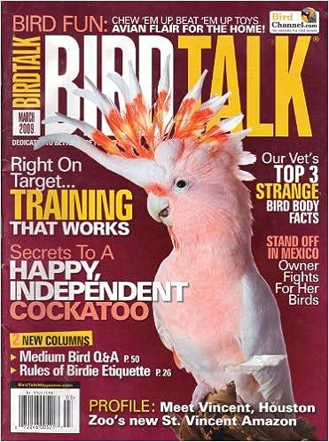Bird Talk (March 2009, Volume 27, No  3): Laura Doering