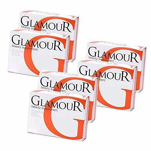 B-ビューティーサプリ グラマー60粒×6箱セット(GLAMOUR) B015ZCX9BO