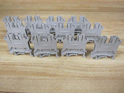 Phoenix Contact UK5N Terminal Blocks 3004362 (Pack of (Contact Terminal Block)