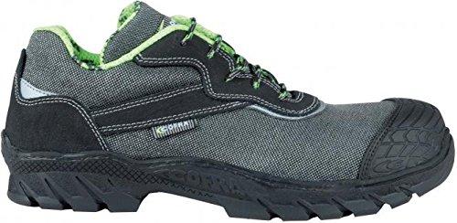 Cofra vereina S3HI CI HRO SRC calzature di sicurezza Dimensione 43grigio