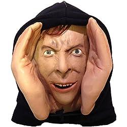Forum Novelties Scary Peeper Halloween Decoration-Peeping Tom Look Alike-Realisti Realistic Prank