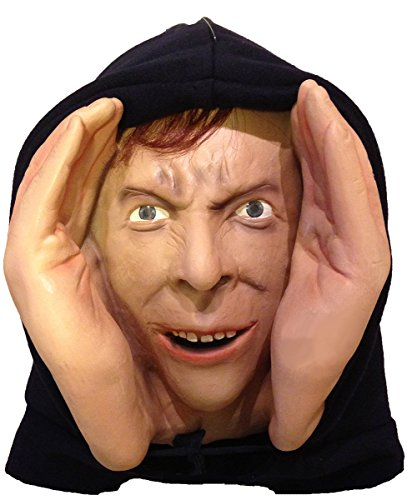 Halloween Scary Peeping Tom True To Life Window Prop (Halloween Masks Scary)