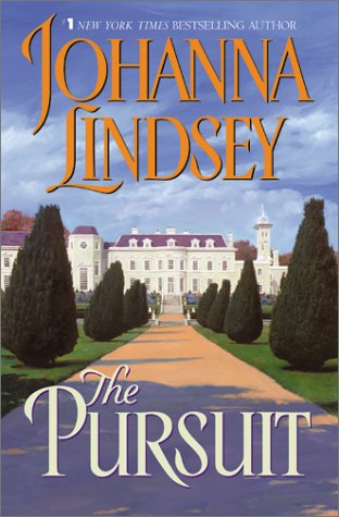 book cover of The Pursuit