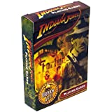 Indiana Jones Urban Art Playing Cards - One Deck (fls)