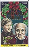 A Christmas Carol (Colorized) [VHS]