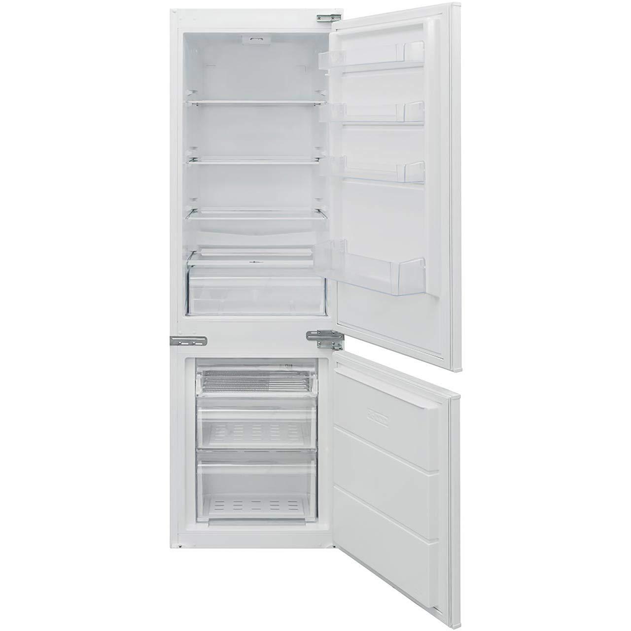 Baumatic BRCIS3180E Built-In Fridge Freezer -White
