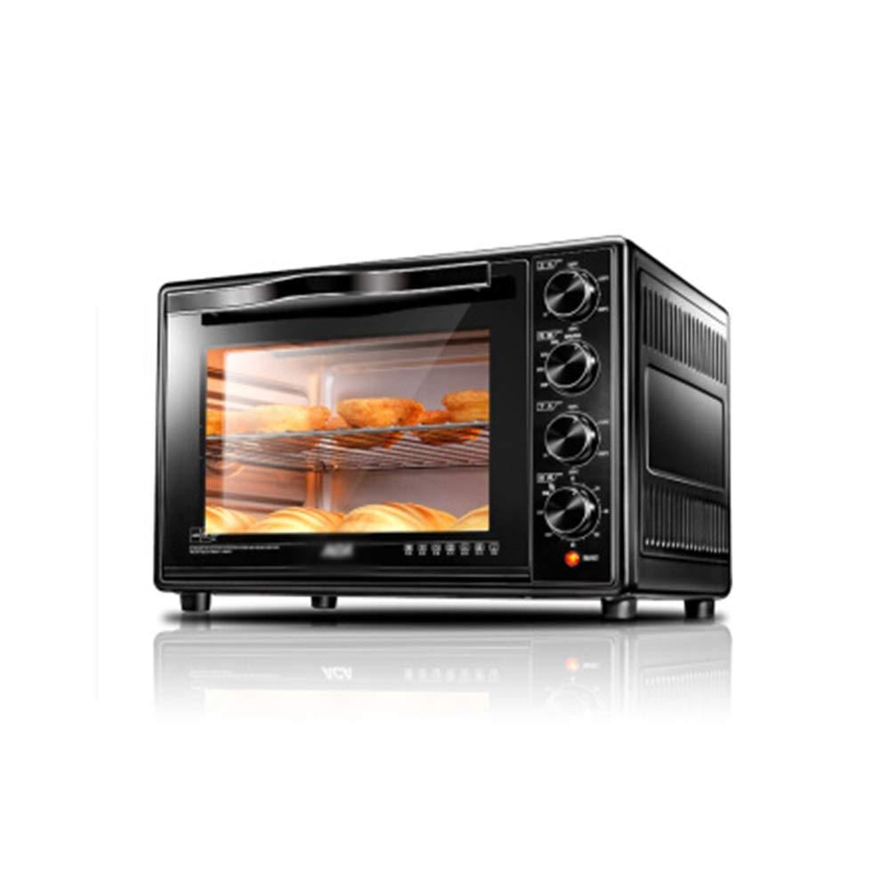 ミニオーブン急速加熱家庭用高電力自動独立温度制御オーブンベーキング電気オーブン  -オーブントースター  KDJHP B07QZGF6WT