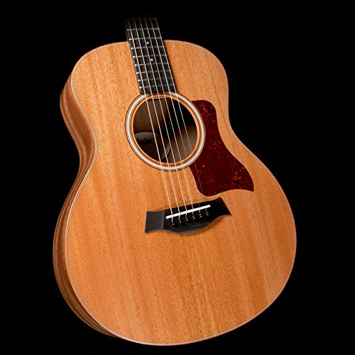Taylor GS Mini Mahogany GS Mini Acoustic Guitar, Sapele, Mahogany Top