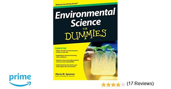 Counting Number worksheets fun chemistry worksheets : Environmental Science For Dummies: Alecia M. Spooner ...