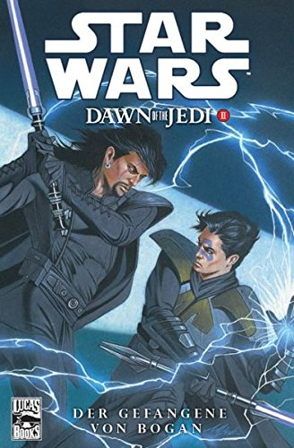 Star Wars Comics, Bd. 76: Dawn of the Jedi II - Der Gefangene von Bogan