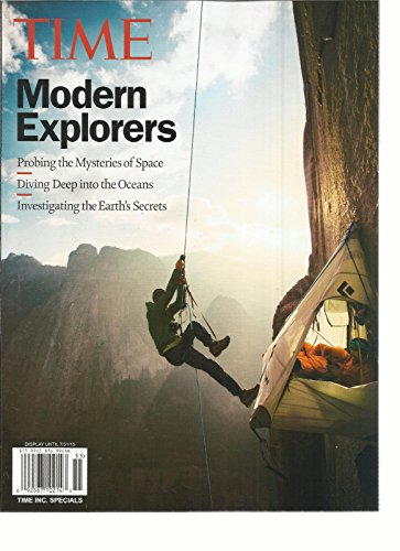 TIME INC SPECIAL, SPECIAL MODERN EXPLORERS, ( PROBING THE MYSTERIES OF SPACE - Explorer The Modern