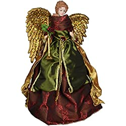 Home Locomotion Christmas Angel Doll & Tree Topper