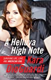 A Helluva High Note, Kara DioGuardi, 0062059904