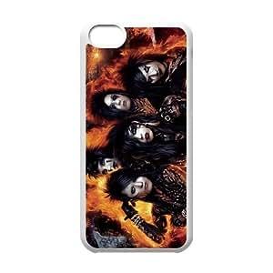 iPhone 5C Phone Case Black Veil Brides KG4487061