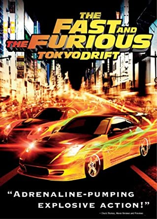 Amazon.com: The Fast and the Furious: Tokyo Drift (Widescreen ...