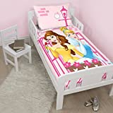 Disney Princess Boulevard Junior/Toddler Duvet Cover and Pillowcase Set