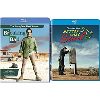 Amazoncom Breaking Bad The Complete First Season Better Call
