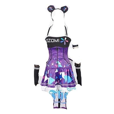 Love Live Video Games Awaken Toujou Nozomi Cosplay Costume: Clothing [5Bkhe1404584]