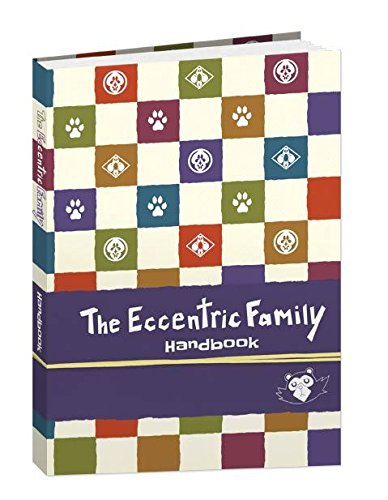 The Eccentric Family Complete Premium Edition BLURAY Set