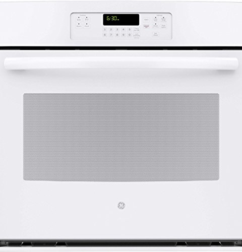 GE JT3000DFWW 30″ White Electric Single Wall Oven