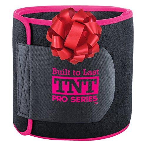 tnt-pro-series-waist-trimmer-weight-loss-ab-belt-premium-stomach-fat-burner-wrap-and-waist-trainer