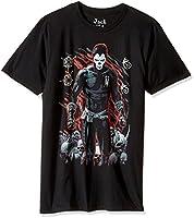 Jack of all Trades Men's Valiant Comics Shadowman #1 T-Shirt, Black, Medium