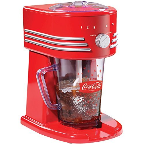 Coca-Cola Coke Frozen Drink Station Machine Shaved Ice Maker For Your Home by Nostaglia by Nostaglia