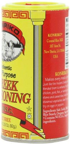 Konriko Greek Seasoning, 2.5-Ounce (Pack of 6) by Konriko (Image #3)