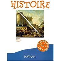 Boussole histoire, CM1. Cahier de l'élève